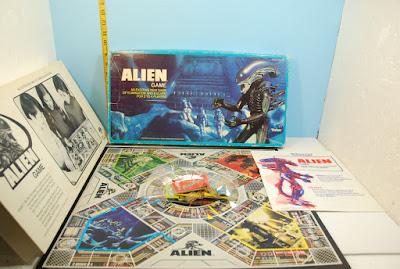 Juego de mesa de Alien