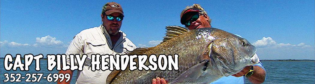 Captain Billy Henderson - Deep South Outfitters