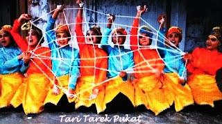 Tarek Pukat: Traditional Dance Of Aceh (Indonesia)