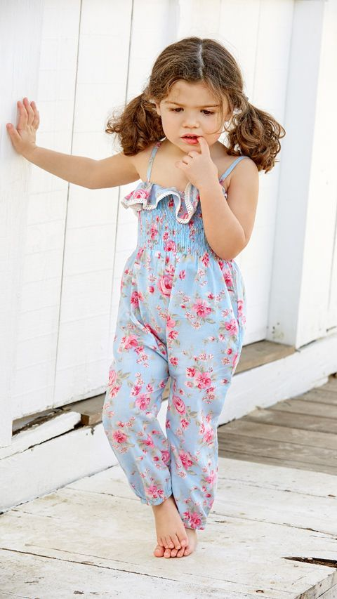 Jumpsuit Image 20 Comfortable Kid Outfits