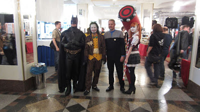 DC Universe Cosplay