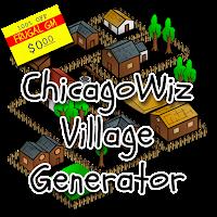 Free GM Resource: Village Generator from ChicagoWiz