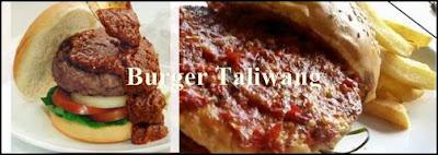 Ide bisnis burger taliwang