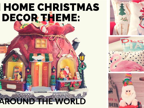 SM HOME Christmas Decor Theme: Around The World