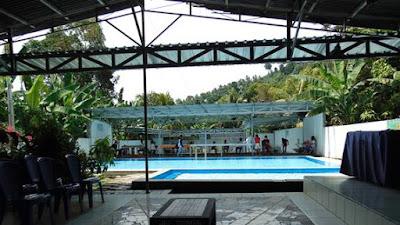 FOTO: Wisata Pemandian Beth Satha Kalasey Manado