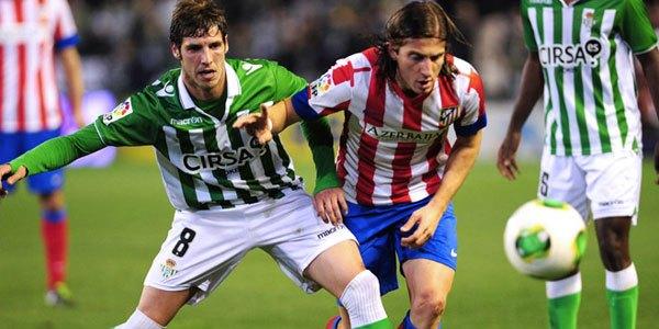 Prediksi Bola Atletico Madrid vs Real Betis Liga Spanyol