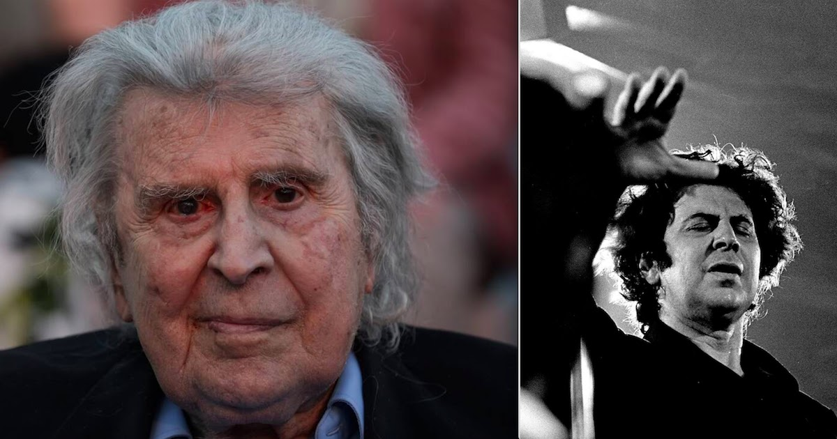 Greece's PM, Kyriakos Mitsotakis, Has Announced A Three-Day National Mourning In Face Of The Death Of Composer, Mikis Theodorakis