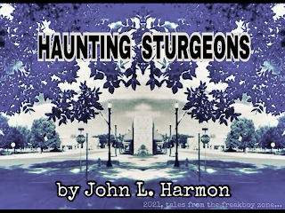 Haunting Sturgeons, by john L. Harmon