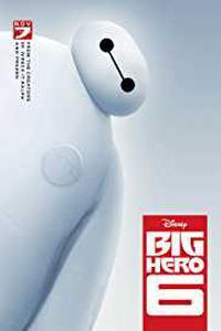 Big Hero 6 (2014) (English) 720p & 1080p & 3D