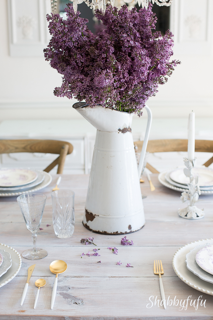 lilacs-french-enamelware-pitcher