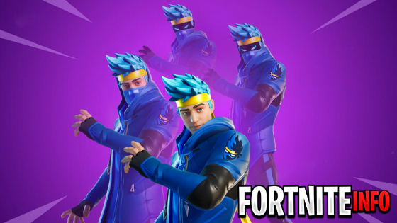 Fortnite introduces Ninja Skin And Pon-Pon Emote