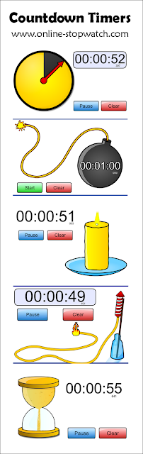 Corkboard Connections: Fun Countdown Timers for the Classroom