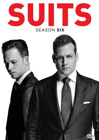 Suits [Season 6] [2016] [DVDR] [NTSC] [Latino]