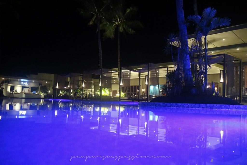 The Oriental Leyte pool area