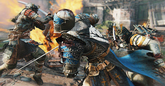 FOR HONOR #ForHonor  Gamers obligan a mejorar recompensas #ForHonorNoticias