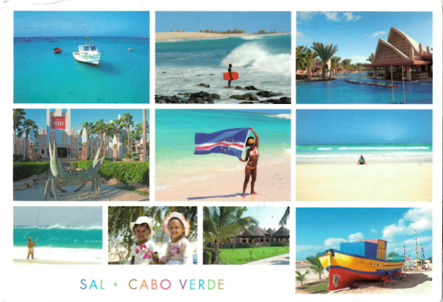 View Postcard from Cabo Verde
