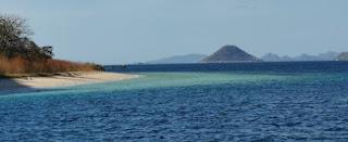 Pimpe Island, Parque Nacional de Komodo. Indonesia.
