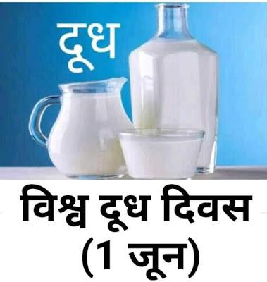 विश्व दूध दिवस