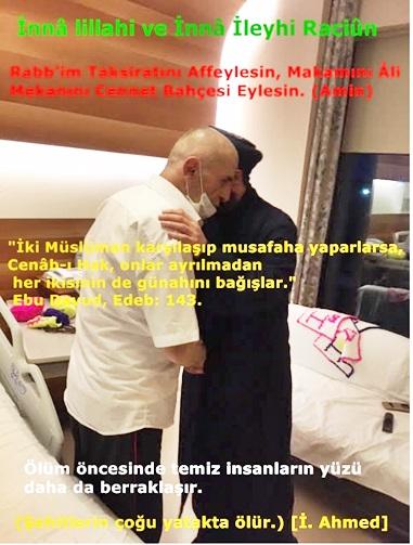 VEFAT -  Zeki Kaya (29 Aralık 2018)