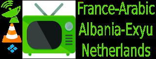 RTK Albania ARB MBC Pink exyu France SFR