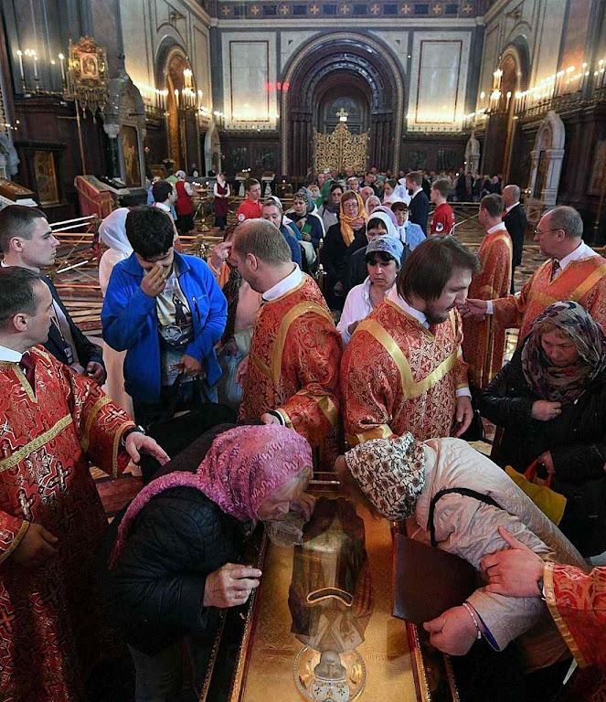 Surto de fervor por São Nicolau de Bari revela potencial de conversão do povo russo.