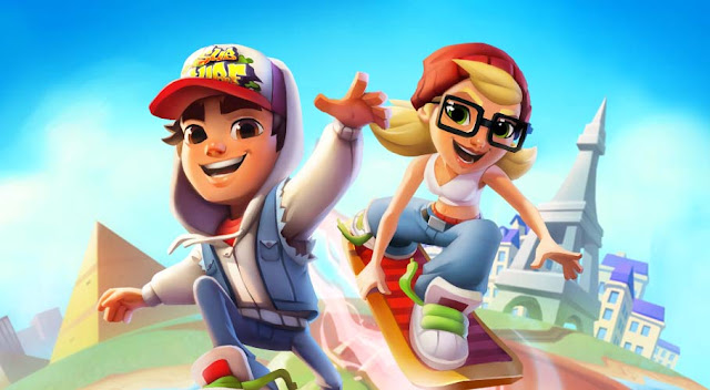 Download Subway Surfers Apk Mod (Unlimited Coins/Key)