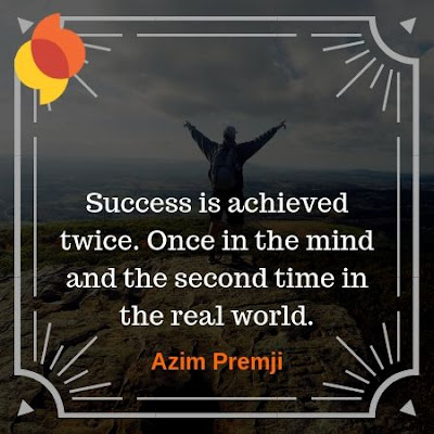 Azim Premji Motivational Quote