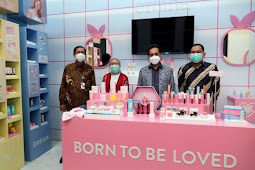 Senilai RP 22,9 M, Mendag Lepas Ekspor Produk Kosmetik Ke Malaysia