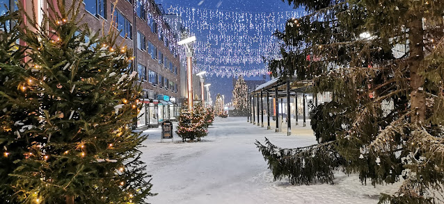 Aikuisen naisen lifestyleblogi Oulu