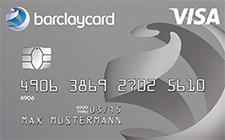 Beantragen Sie jetzt die kostenlose Kreditkarte: die Barclaycard New VISA