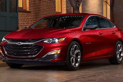 2020 Chevrolet Malibu Review, Specs, Price