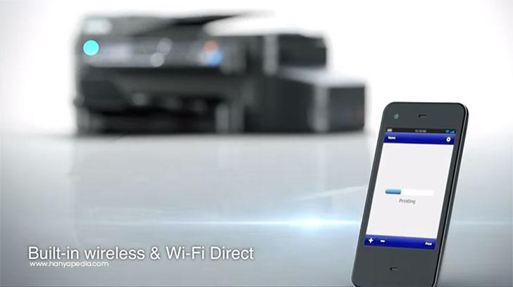 Cara Mencetak dari Android ke Printer Epson L565
