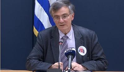Ξέσπασμα Τσιόδρα: Εμείς δεν έχουμε αγωνία;