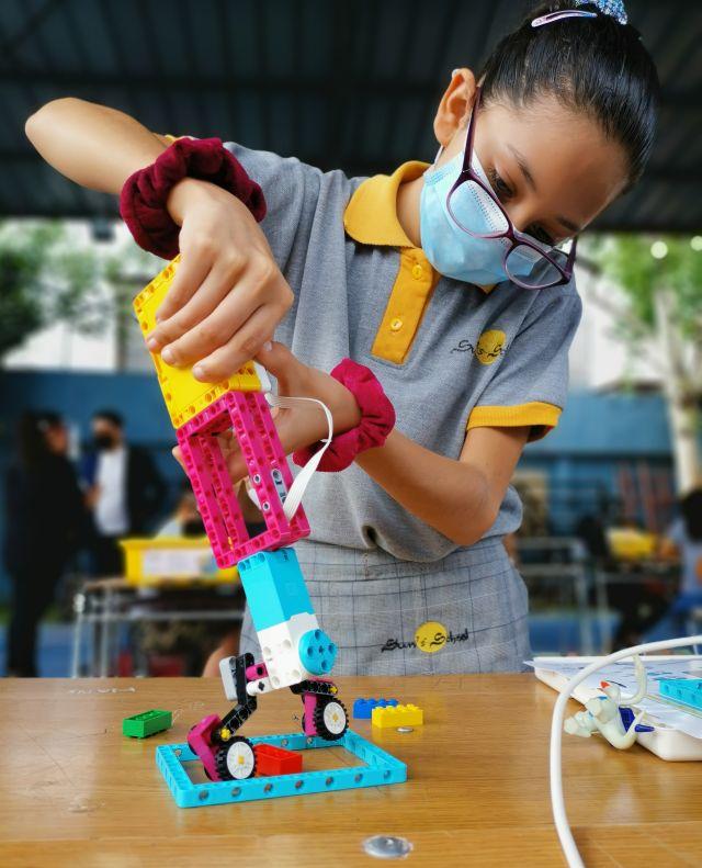 Proyecto en robótica