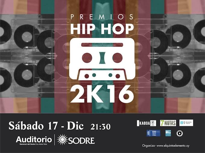 """Uruguay anuncia los preparativos para la IV versión de sus """"Premios al Hip Hop"""""""
