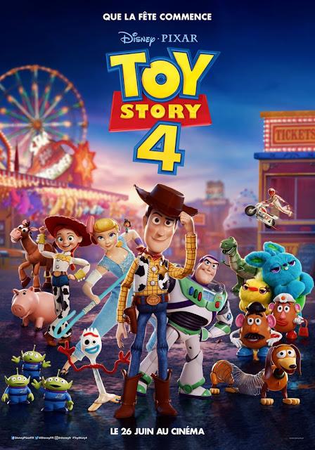 Film Toy Story 4 L'Agenda Mensuel - Juin 2019