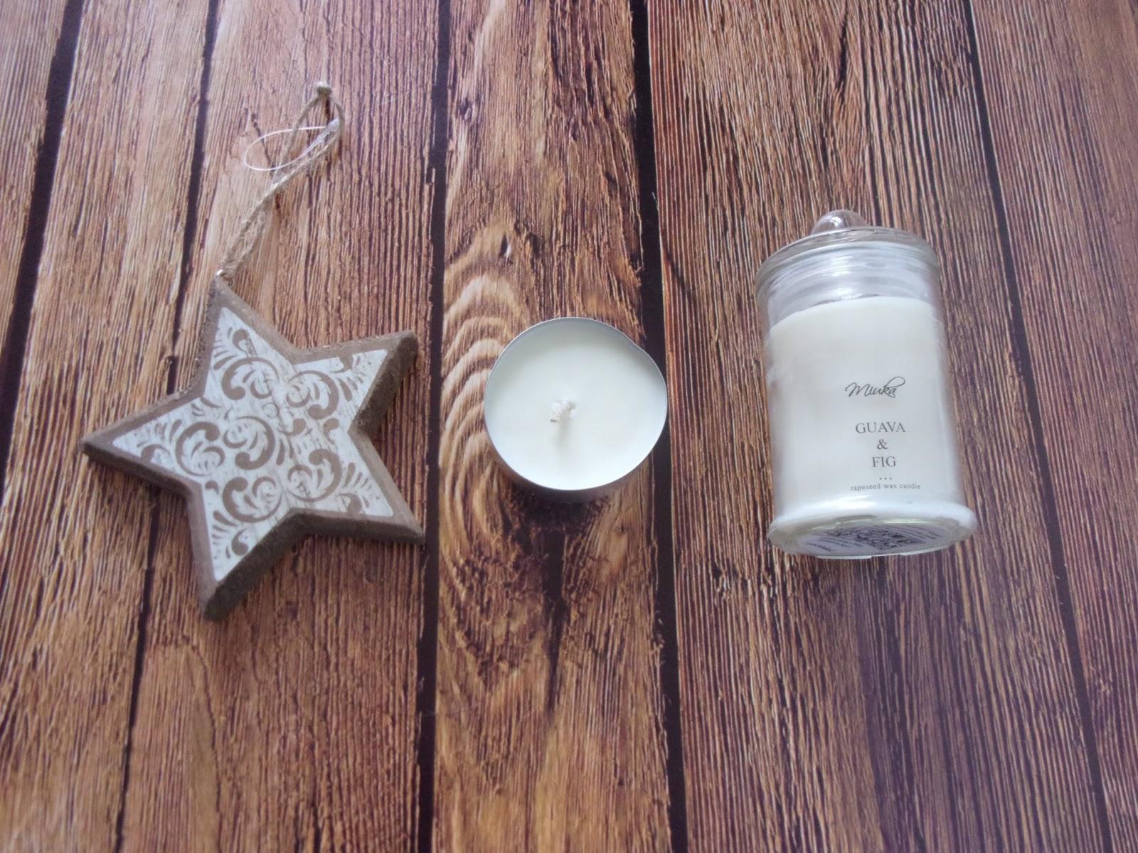 Niezwykłe świece zapachowe firmy Miuka