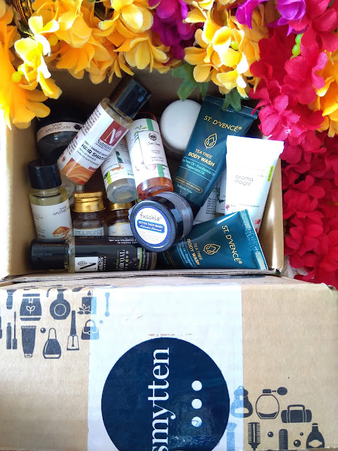India smytten review beauty blogger beauty haul skincare haircare