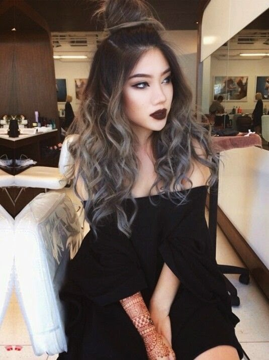The Hair Issue: 13 Pictures To Convince You To Get Silver Ombré