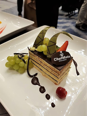 GRAND BAKING DEMO – by Chocolate CHEFMATE, vindex tengker