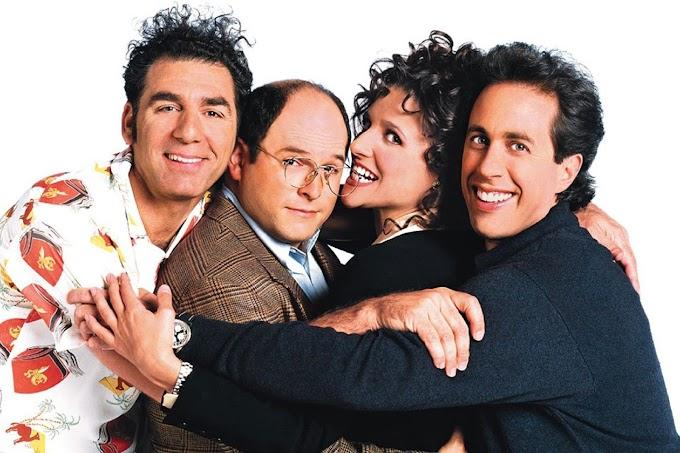 Cinco motivos para ler Será Que Isso Presta?, de Jerry Seinfeld