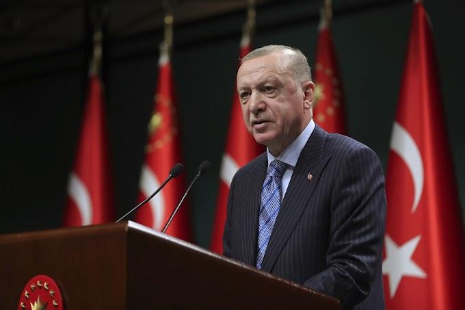 Cumhurbaşkanı Erdoğan açıkladı, 1 Temmuz'dan itibaren sokağa çıkma yasakları kalkıyor