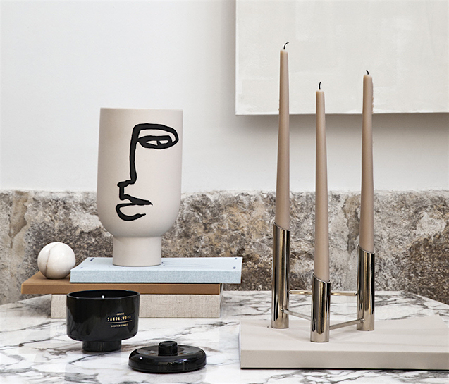 Minimalismo e grafica by H&M home