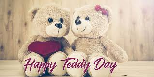 teddy day cards