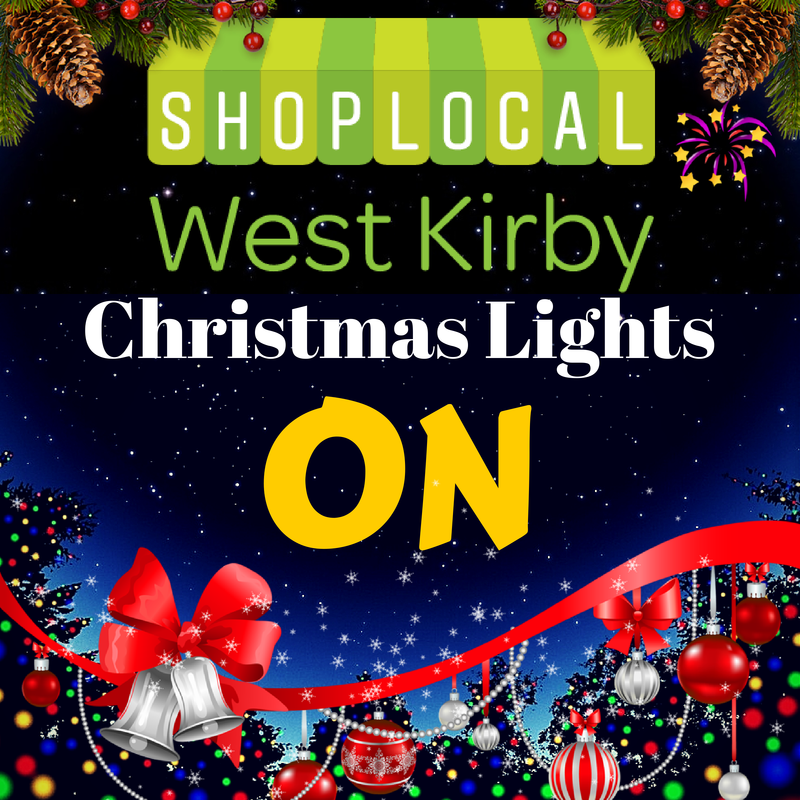 West Kirby Christmas Lights: DONATE NOW