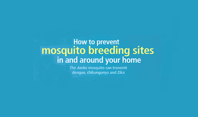 Prevention Tips for Mosquito Sites #Infographic
