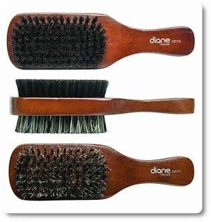 Diane 100 Boar 2-Sided Club Brush