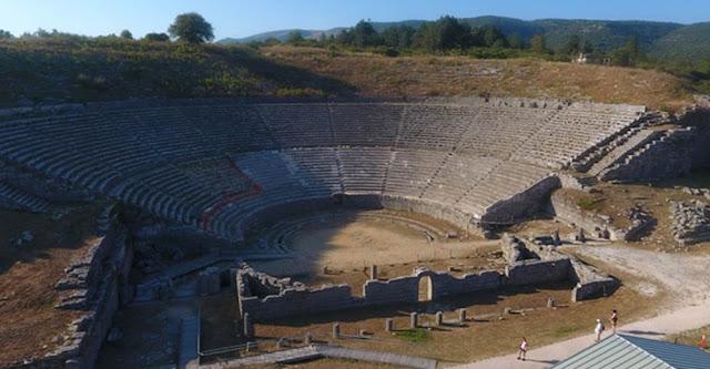 Δωρεάν ασύρματο Internet θα είναι πλέον διαθέσιμο στους επισκέπτες πολύ σημαντικών αρχαιολογικών χώρων, στο πλαίσιο της συνεργασίας του Υπουργείο Πολιτισμού και Αθλητισμού με την COSMOTE για την παροχή δωρεάν WiFi σε μεγάλους αρχαιολογικούς χώρους και μουσεία της Ελλάδας.