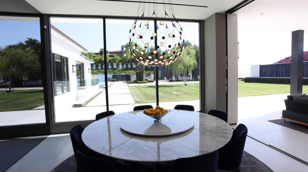 89 Interior Design Photos vs. 25354 Prado De La Felicidad, Calabasas, CA Ultra Luxury Mega Mansion Tour