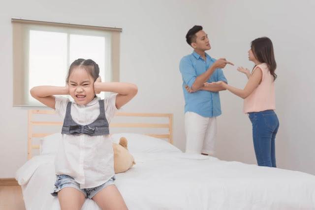 anak kita ke masa depan yang penuh dengan stress dan konflik Cara Mengajari Anak Melawan Stress